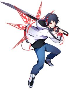 Asahi from Akiba's Beat