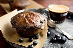 Sounds too bomb! Gluten-Free Buckwheat, Poppy Seed and Blueberry Muffins — Recipes for Health - NYTimes.com