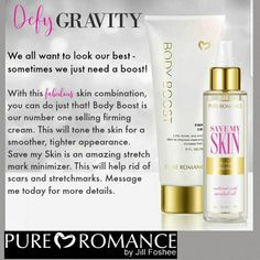 Welcome to Pure Romance by Pam Bundenthal! You can place your order or you can book a party with me on my site! Pure Romance Body Boost, Pure Romance Games, Pure Romance Party, Romance Tips, Carrie, Pure Romance Consultant, Passion Parties, Tighter Skin, Firming Cream