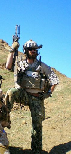 The Unknown Soldiers -  Patrick Feeks, 28 y/o Navy SEAL.
