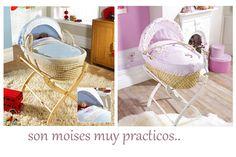 Moisés de Mimbre en Boohababy - Cunas - Para bebés - Charhadas.com