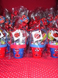 GOLOSINEROS 5th Birthday, Birthday Parties, Man Decor, Christmas Parties, Toy Story, Christian, Toys, Party, Spider Man Birthday
