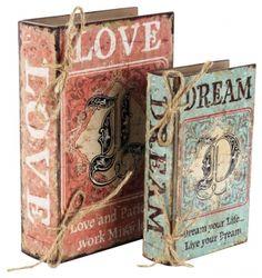 "Set de cutii decorative ""Passione"""