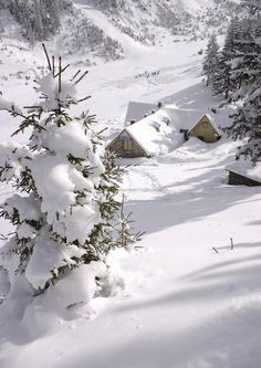Romania Valea Sambetei Valley caban Fagaras mountains Carpathians beautiful landscapes scenery