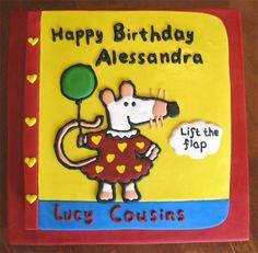 Maisy Birthday Cake