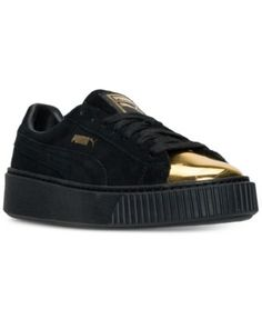 Puma Women s Platform Casual Sneakers from Finish Line Shoes - Finish Line  Athletic Sneakers - Macy s 93c874fa5a7