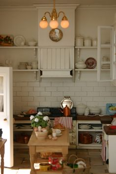 A Passion For Minatures: Kitchen Tiles