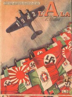 "Italian WW2 ""The D wing of Italy"""