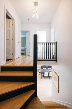Architecture / Design / Contemporain / Escaliers / Bois // Interior Design  / Contemporary /
