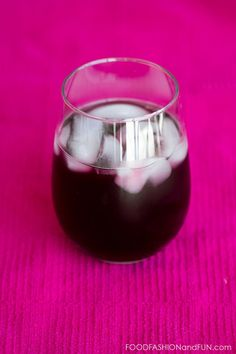 Blueberry Vodka Cocktail #yummy #foodphotos