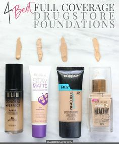 Beauty Blender Makeup Sponge Set for Powder, Concealer and Foundation Cream or Liquid Application Cosmetic Blending Soft Latex Free Vegan Sponges Black & Orange) - Cute Makeup Guide Full Coverage Drugstore Foundation, Makeup Foundation, Full Coverage Concealer, Mac Foundation Dupes, Best Drugstore Concealer, Top Foundations, Full Coverage Makeup, Drugstore Beauty, Makeup Products