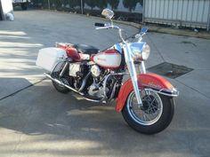 - 1966 Harley Davidson Electra Glide ...