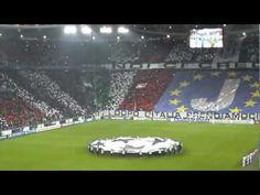 Coreografia Juventus Stadium vs Chelsea 20-11-2012