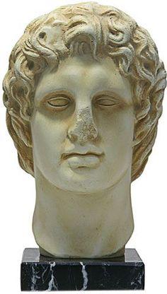 ALEXANDER THE GREAT STATUE  #Greek #Kingdom of #Macedonia