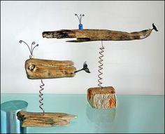Driftwood whale ... www.instagram.com/driftwoodist/ www.facebook.com/groups/ergeturkaydin/