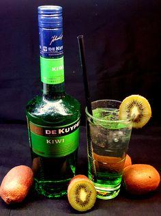 KIWI-TONIC 4cl De Kuyper Kiwiliquor & Tonic Water