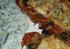 """Borzas"" husi tepsiben | gpmaria receptje - Cookpad receptek Chicken, Food, Essen, Yemek, Buffalo Chicken, Cubs, Meals, Rooster"