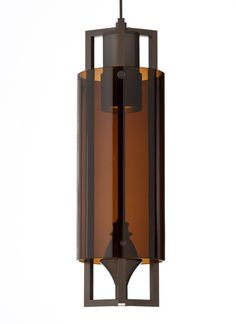 Sculptural and unexpected, this is a very modern take on the traditional finial.