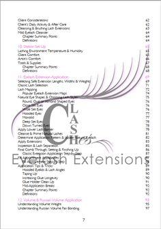 The Lash Manual PDF – Chrystal's Store Eyelash Extension Removal, Semi Permanent Eyelash Extensions, Eyelash Extension Training, Semi Permanent Eyelashes, Volume Eyelash Extensions, Pop Up Blocker, Russian Volume Lashes, Curling Eyelashes, Daily Activities