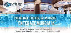 Entérate Murcia - MURCIA EMPRESA : AJE Región de Murcia