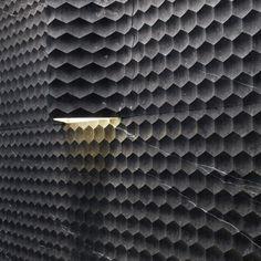 Lithos Design - Favo Curve Luce