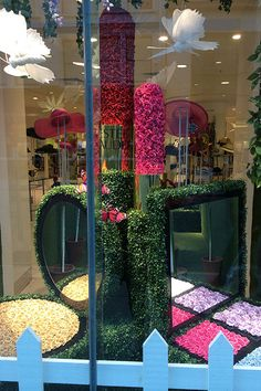"FENWICK'S, UK,""Beauty Week"", design by DZD,Your Vision.....Delivered! ,London,UK ,pinned by Ton van der Veer"