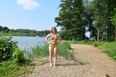 swimsuit. by Anne #sewing #swim #bombshell #closetcasefiles