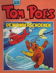 Tom Poes (Oberon) - 30 - Tom Poes En De Wonderschoenen