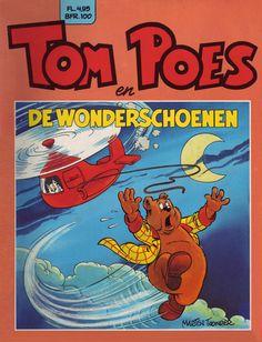 Tom Poes (Oberon) - 30 - Tom Poes En De Wonderschoenen