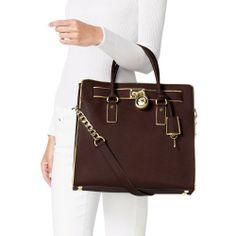 Michael Kors Handbag, Hamilton Specchio Large North South Tote, Coffee http://www.dinkumwomen.com/#!promotion-coach-handbags-store/ck5x