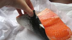 Who Knew? This is sad!!  The wild salmon on your plate actually goes to bed at 9 p.m., is probably farmed...