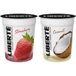 Save $0.20 on Liberté® yogurt when you buy ONE CUP any flavor Liberté® Méditerranée® yogurt.