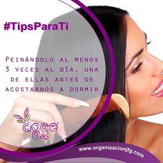 #TipsParaTi   Un sencillo truco para que el cabello crezca rápidamente es... #slippers #doce04lovers #Trendy #Sleep #Love