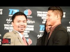 Pacquiao vs Vargas Full Press Conference in Beverly Hills