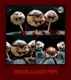 'Dracula Cake-Pops'