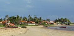 Praia de Andreza, Tutoia, Maranhão