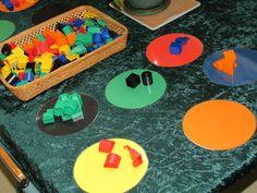 Color sorting junk...