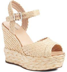 6dc0035c9 Schutz Belatrix Platform Wedge Sandal (Women)