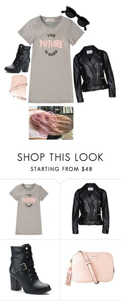 """""""Untitled #383"""" by maw1230 ❤ liked on Polyvore featuring Être Cécile, Acne Studios, Apt. 9 and Dolce&Gabbana"""