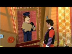 Jimmy Giggle and Hoot the Owl are two best mates, living together in their wonky, recycled house. They never know who's going to drop in and say hello. Postman Pat, Stop Motion, Pre School, Animation, Children, Boys, Kids, Animation Movies