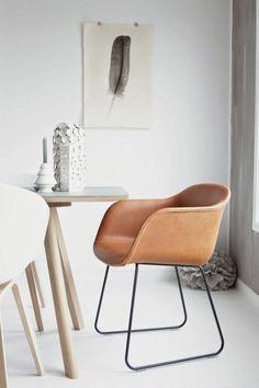 Esszimmerstuhl mit modernem Design