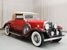 1931 Cadillac 355A Convertible Coupe - Hyman Ltd. Classic Cars