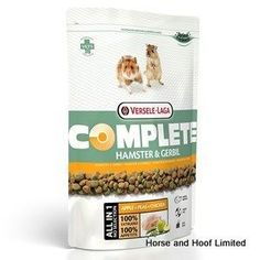 Versele Laga Hamster Gerbil Complete Food 6 x Versele Laga Complete Hamster Gerbil a complete feed adapted to the nutritional requirements of hamsters and gerbils to support digestive heath and wellbeing Gerbil, Hamsters, Hamster Food, Nutritional Requirements, Apple, Chicken, Apples, Cubs