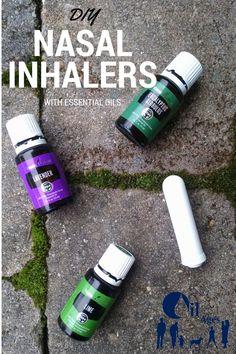 how to make a homemade inhaler