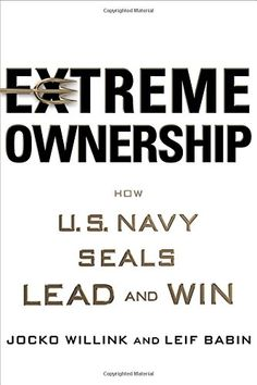 Extreme Ownership: How U.S. Navy SEALs Lead and Win by Jocko Willink http://www.amazon.com/dp/1250067057/ref=cm_sw_r_pi_dp_4rRdwb1DW1NGB