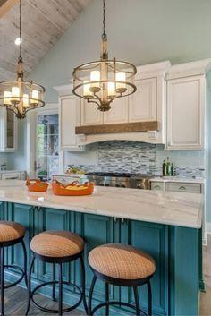 Mind-Blowing Kitchen Bar Ideas – Modern and Functional Kitchen Bar Designs Kitchen Bar Counter, Kitchen Bar Design, Interior Design Kitchen, Kitchen Decor, Kitchen Ideas, Functional Kitchen, Home Kitchens, Diy Furniture, Kitchen Remodel