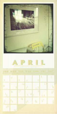 April - Pocketful of Sunshine!