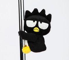 Badtz-Maru Clip-On Mascot Plush