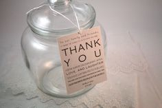 Weddings - Favors - Paper Goods - Favor Tags - Thank You Wedding Tags - Personalized Wedding Tags - Vintage Wedding Tags - Decor