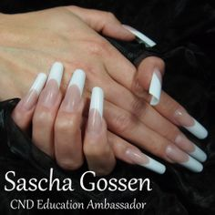 training 11-3-2014 #CND #CNDWorld #FrenchManicure #French #competitionnails #CNDcompetitionteam #enhancements #ccurve
